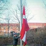 Læs: Afd. 8: Drejergården vil hejse flaget
