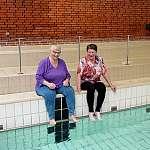 Læs: Inger elsker svømning