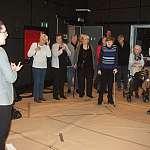 Læs: Afd. 7+15: Lunterne besøgte TV2 Østjylland