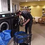 Læs: Afd. 11: Endelig nyt vaskeri i Odinsgård