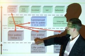 Arkivfoto: Stofa forklarer om nye programpakker på infomøde i Holmstrup
