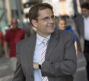 Brian Mikkelsen (Pressefoto af Klaus Holsting)