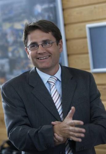 Brian Mikkelsen. Pressefoto af Klaus Holsting