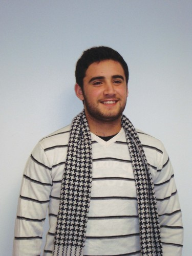Mohammed Edwani 2. g  på Langkær Gymnasium