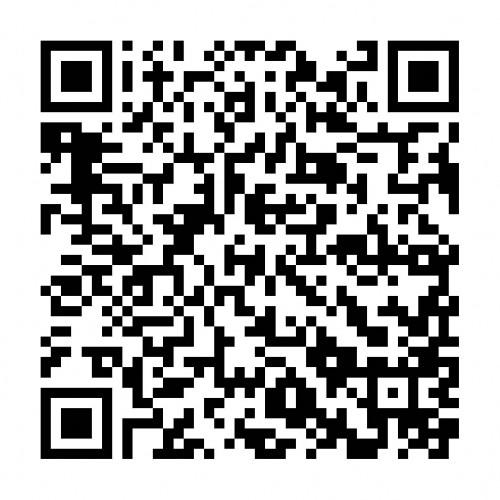 Sådan ser Skræppebladets detaljerede adresseoplysninger ud som qr-stregkode. Du kan også se adresser i kolofonen side 2.