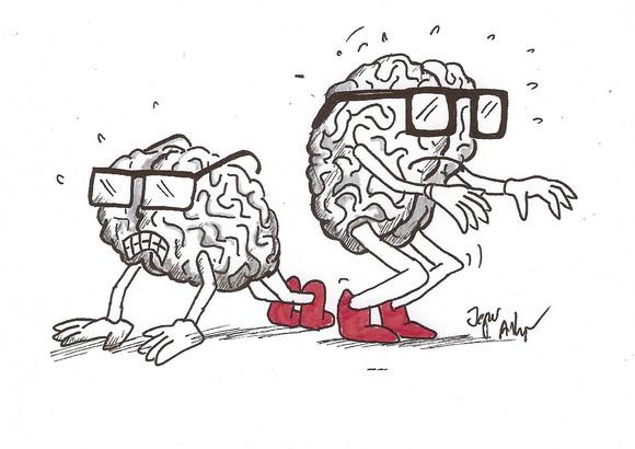 Hjernegymnastik, farve