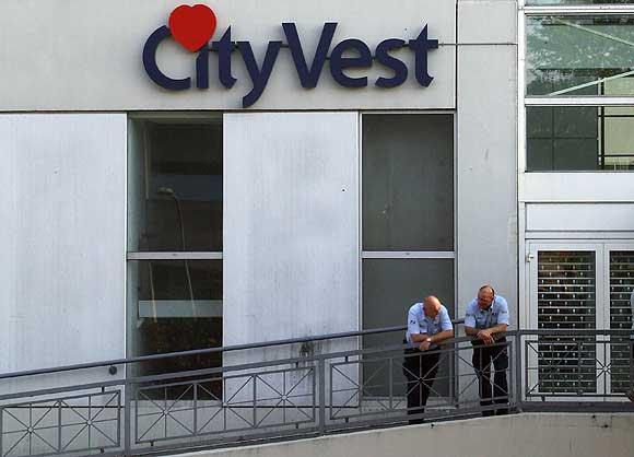 Arkivfoto af Ulrik Ricco Hansen: City Vest