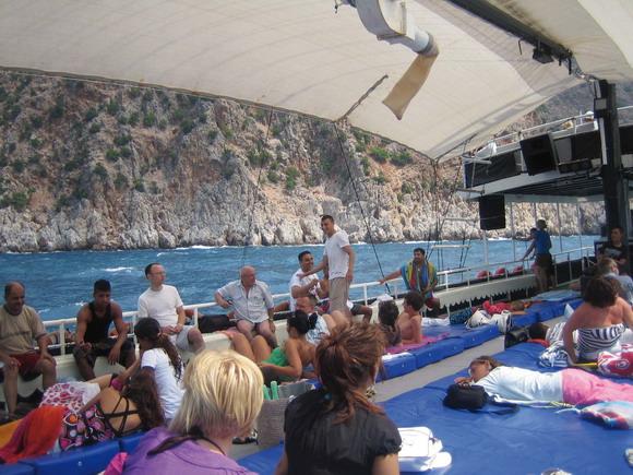 Klubbens lejrtur til Alanya i Tyrkiet