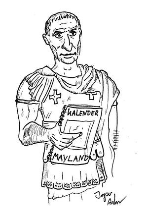 Kalender, Caesar