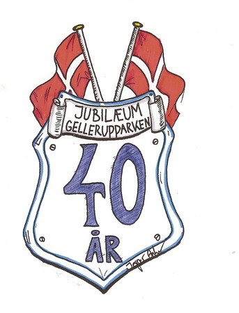 Jubilæum, farve