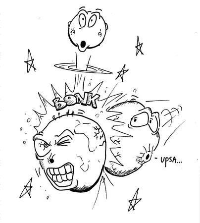 Planetsammenstød