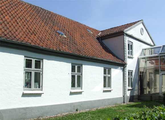 Arkivfoto af Ulrik Ricco Hansen: Brabrand Boligforenings administrationsbygning