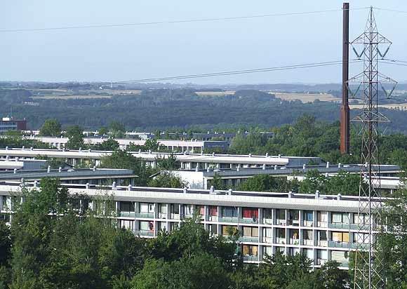 Arkivfoto af Ulrik Ricco Hansen: Gellerup er et af de århusianske ghettoområder.