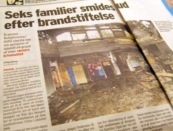 Omtale i Århus Stiftstidende 9. februar har givet genklang i mange andre medier