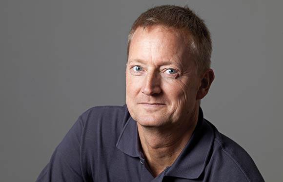 Pressefoto fra AAB: Direktør i AAB Anders Rønnebro