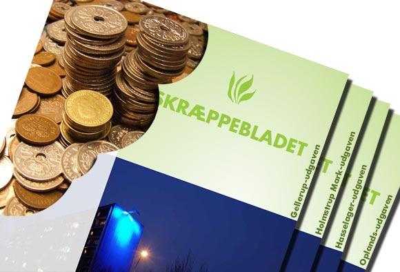 Fotocollage baseret på arkivfoto af Ulrik Ricco Hansen og forsiden af Skræppebladet april 2010