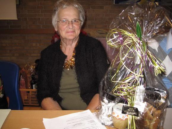 Bestyrelsesmedlem og formand igennem 14 år Birthe Wisén takker af og vil koncentrere sig om Beboerhusets vel.