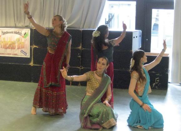 Smuk dans fra gruppen Apsaras