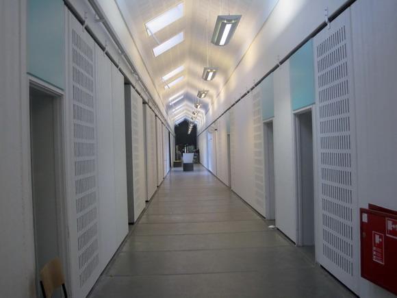 Mediehuset kommer til at ligge på samme gang som Foreningernes Hus på Nordgårdskolen.