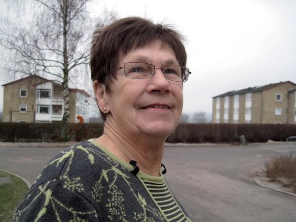 Søvangens afdelingsformand Margit Nørhave