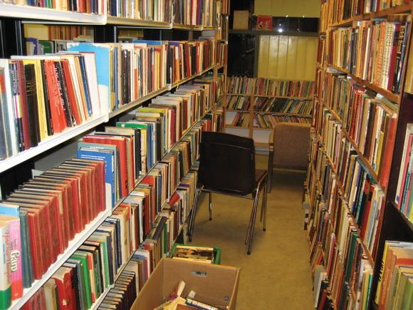Masser af bøger