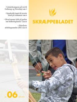 Hent Skræppebladet juli 2011 i pdf-format
