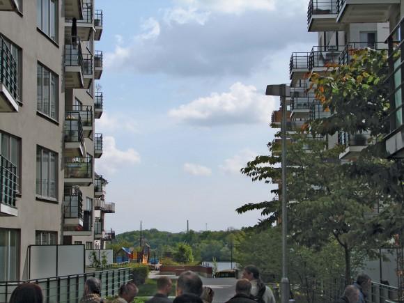Arkivfoto af Lars Bro fra Skræppebladet 2009-6 Juli: En studierejse til Stockholm