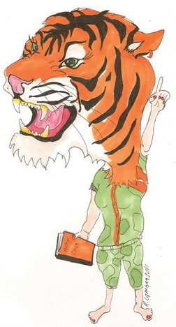 tigermor