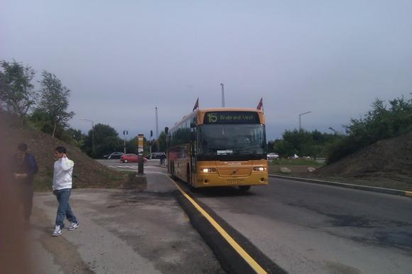 bus 4a stoppesteder