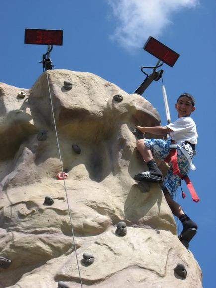 Mohammed på 13 skal prøve så mange aktiviteter som muligt i sommerferien.