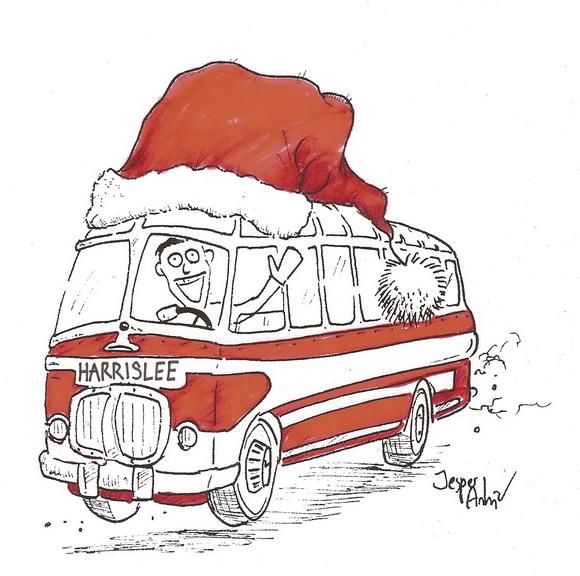 Juletur, Harrislee