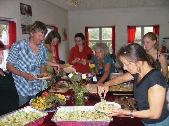 Måske får du lyst til at deltage i næste fællesspisning fredag den 28. oktober?