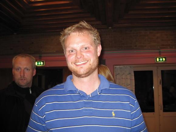 Nyt bestyrelsesmedlem Kristian Livijn