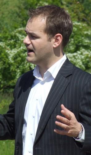 Borgmester Jacob Bundsgaard Johansen. Arkivfoto af Ulrik Ricco Hansen