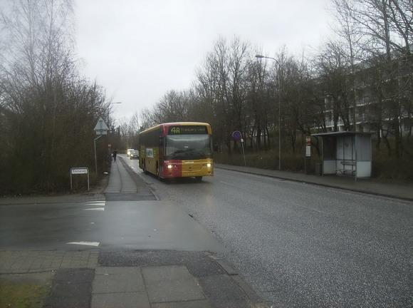 En lukning af Sigridsvej ved Emmasvej kan betyde nye busruter i Gellerup.