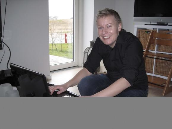 Dorit Barbara Strandgaard med charmerende københavneraccent ny i redaktionen