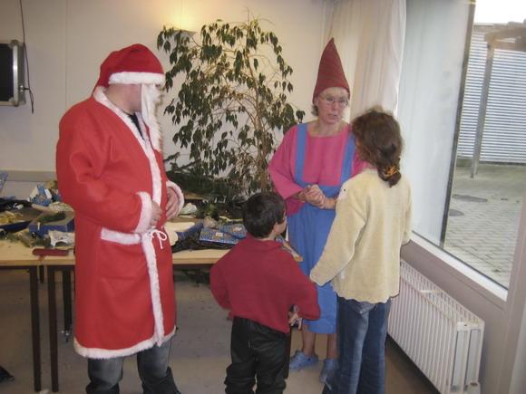 Julemand og julekone