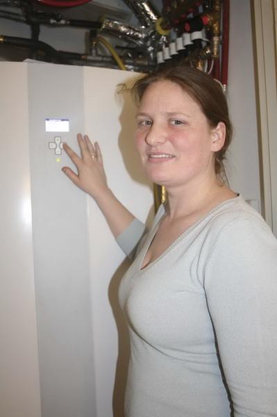 Maria Ovesen er Pilevangens egen ekspert på energisystemet