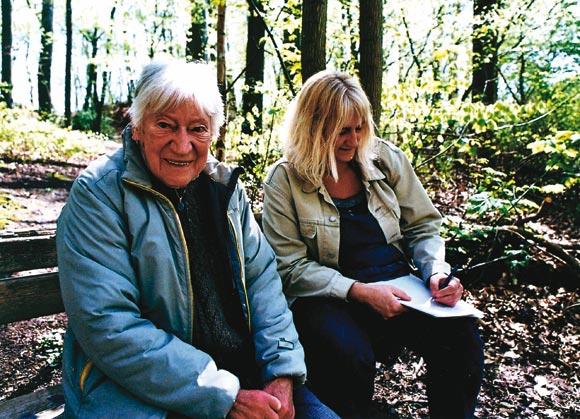 Lizzie Sørensen er medlem nr. 4 i Brabrand Boligforening, og hun var med til at stifte foreningen den 28. april 1948.