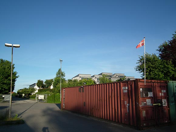 Genbrugsplads, Holmstrup Mark. Arkivfoto: Ulrik Ricco Hansen