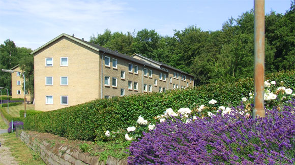 Hans Broges Parken. Arkivfoto (kun online) af Ulrik Ricco Hansen