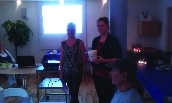 Græsrødderne: Aili Smidt (tv.) og Ulla Bording Jørgensen
