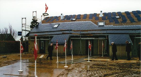 Forsiden: Rejsegilde på Hasseltoften. Foto: Bo Sigismund