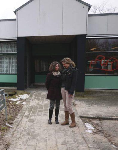 De to gamle klassekammerater er enige om, at det har været en berigelse i deres liv,atde ervokset op i Gellerup.