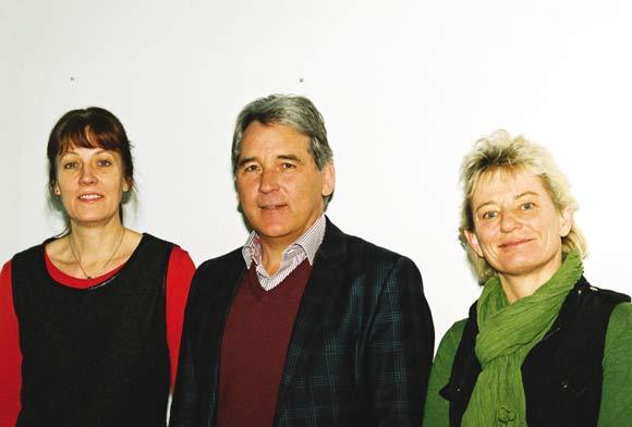 Brabrand Boligforening har fået tre nye medarbejdere i administrationen;  Susanne Kjær Johnsen, Svend Perdersen og Pernille Benzon