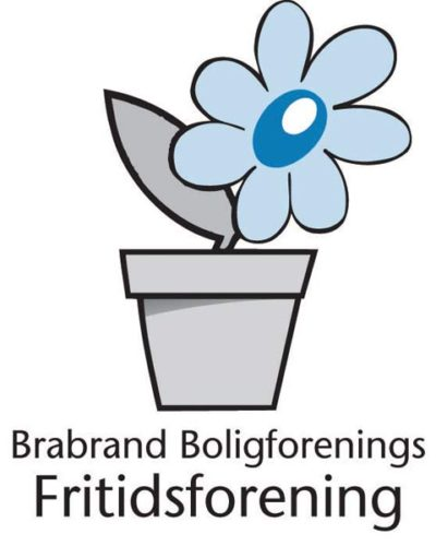 Logo for Brabrand Boligforengs Fritidsforening