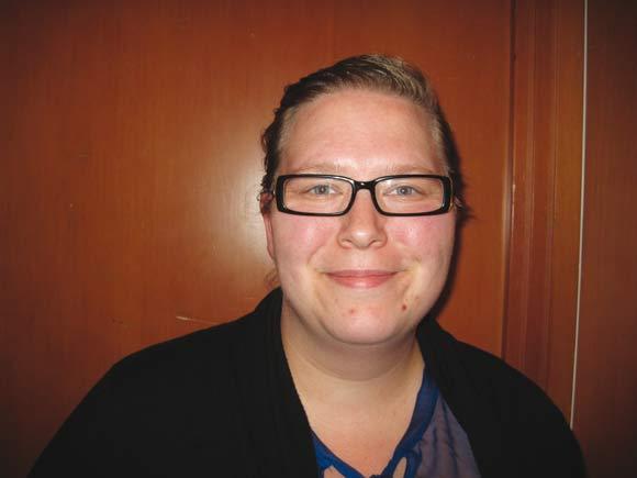 Nyvalgt bestyrelsesmedlem Tanja Bergstrøm fra Gellerupparken har tidligere siddet i  afdelingsbestyrelsen