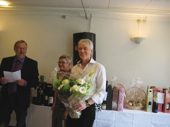 Edvin Juhl, Elly Lindved og Kai Nielsen