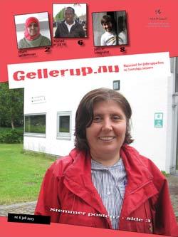 Forsiden Gellerup nu juli 2013