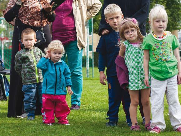 Forsiden: Søvangen fejrede 60 år. Foto: Martin Ljung Krabbe.